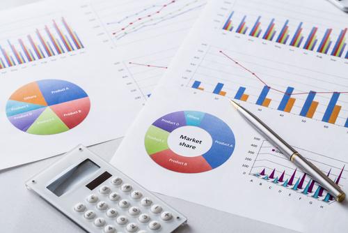 株価評価イメージ