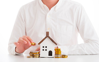 固定資産税の還付イメージ